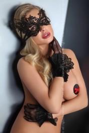 Mask Black Model 1