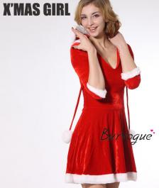 Seksikas Jõulukleit (S - XL)